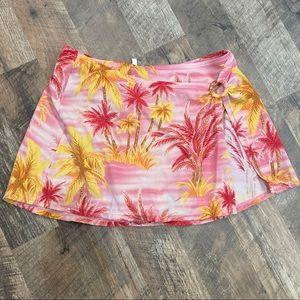 Ocean Dreams skirted bathing suit bottoms